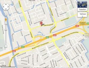 Zonnehuis Maps
